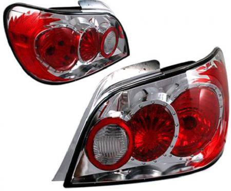Subaru Impreza Euro Tail Lights