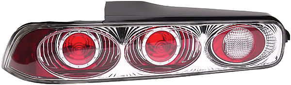 Acura Integra 94-01 Altezza Euro-Tec Tail Lights