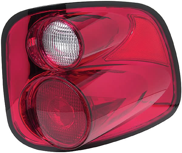 Ford F-150 Flareside 97-up Next Generation Red Tail Lights