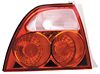 1995 Honda Accord  Next Generation Red Tail Lights (Pair)