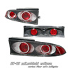 1996 Mitsubishi Eclipse  Carbon Fiber Altezza Tail Lights