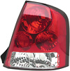 1998 Mazda Protege  APC Next Generation Euro Tail Lights