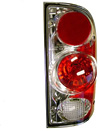 2000 Toyota Tacoma  Euro Tail Lights