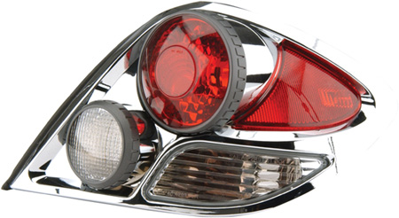 Hyundai Tiburon 2003-04 Euro Tail Lights