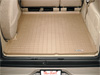 Toyota FJ Cruiser 2007 WeatherTech Cargo Liner (Tan)