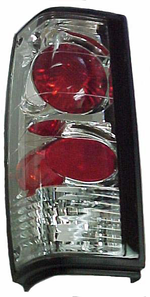 Chevrolet S-10 1982-1993 Altezza Tail Lights