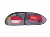 Chevrolet Cavalier 1995-2002 Carbon Fiber Altezza Style Tail Lamps