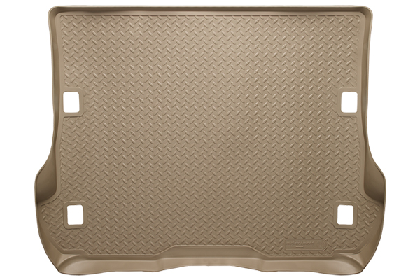 Toyota Prius 2010-2012 ,  Husky Weatherbeater Series Trunk Liner - Tan