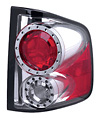 2000 Chevrolet S-10  Eurotech Altezza Style Clear Tail Lights
