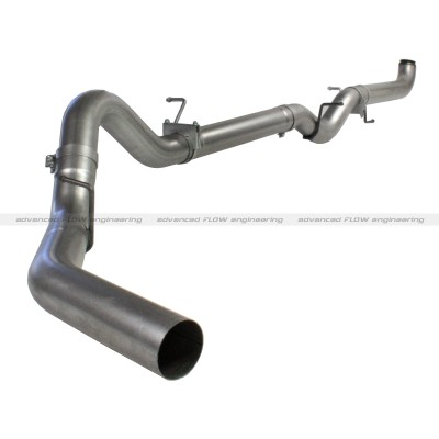 "Chevrolet Silverado Diesel 6.6l 2007-2010 Afe Atlas Down Pipe Exhaust System (4"")"