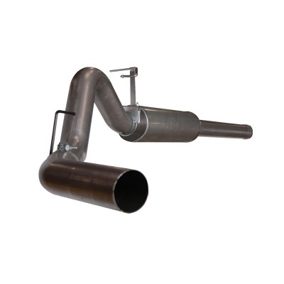 "Dodge Ram Diesel 5.9l 2004-2007 Afe Large Bore-Hd Cat Back Exhaust System (4"")"