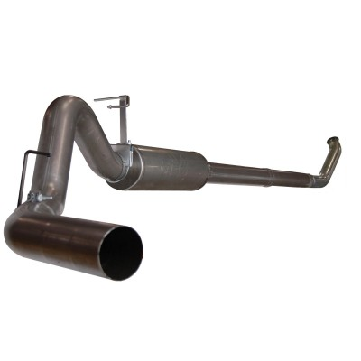 "Dodge Ram Diesel 5.9l 2003-2004 Afe Large Bore-Hd Turbo Back Exhaust System (4"")"