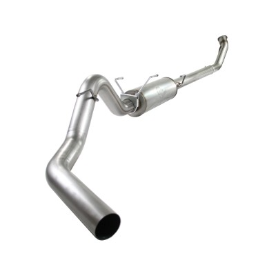 "Dodge Ram Diesel 5.9l 2004-2007 Afe Large Bore-Hd Turbo Back Exhaust System (4"")"