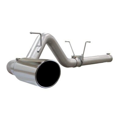 "Dodge Ram Diesel 6.7l 2007-2010 Afe Large Bore-Hd Dpf Back Exhaust System (4"")"