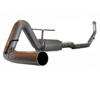 "Ford Super Duty F-250/350 Diesel 7.3l 1994-1997 Afe Large Bore-Hd Turbo Back Exhaust System (4"")"