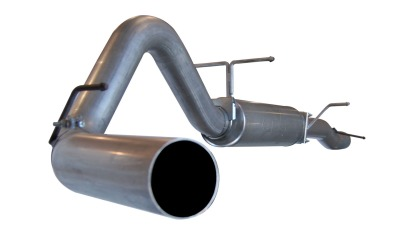 "Ford Super Duty F-250/350 Diesel 6.0l 2003-2007 Afe Large Bore-Hd Cat Back Exhaust System (4"")"