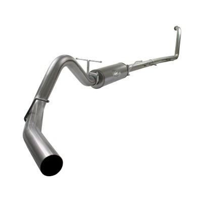 "Ford Super Duty F-250/350 Diesel 6.0l 2003-2007 Afe Large Bore-Hd Turbo Back Exhaust System (4"")"