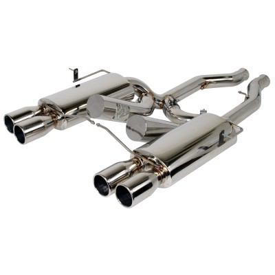 "Bmw M3  4.0l 2008-2010 Afe Mach Force-Xp Cat Back Exhaust System (3"")"
