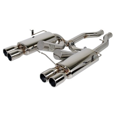 "Bmw M3  4.0l 2007-2011 Afe Mach Force-Xp Cat Back Exhaust System (3"")"