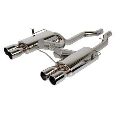"Bmw M3  4.0l 2007-2011 Afe  Cat Back Exhaust System (3"")"