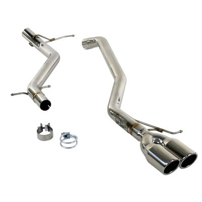 "Volkswagen Jetta Tdi Diesel 2.0l 2009-2010 Afe Mach Force-Xp Cat Back Exhaust System (2.5"")"