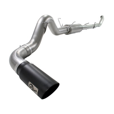 "Dodge Ram Diesel 6.7l 2007-2011 Afe Mach Force-Xp Turbo Back Exhaust System (5"")"