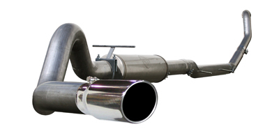 "Ford Super Duty F-250/350 Diesel 7.3l 1994-1997 Afe Mach Force-Xp Turbo Back Exhaust System (4"")"