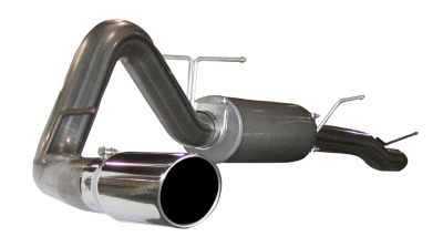 "Ford Super Duty F-250/350 Diesel 6.0l 2003-2007 Afe Mach Force-Xp Cat Back Exhaust System (4"")"