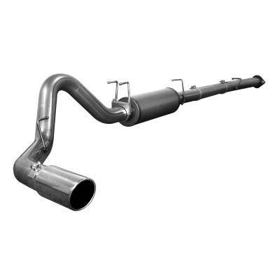 "Ford Super Duty F-250/350 Diesel 6.4l 2008-2010 Afe Mach Force-Xp Race Pipe Exhaust System (4"")"