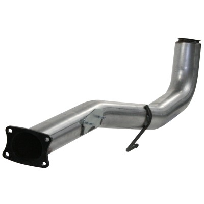 "Gmc Sierra Diesel 6.6l 2011-2012 Afe Mach Force-Xp Race Pipe Exhaust System (4"")"
