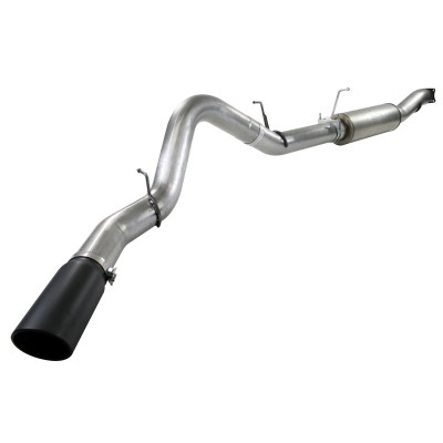 "Chevrolet Silverado Diesel 6.6l 2011-2012 Afe Mach Force-Xp Cat Back Exhaust System (5"")"