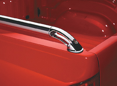 Nissan Titan 04-06 Bed Rails by Putco
