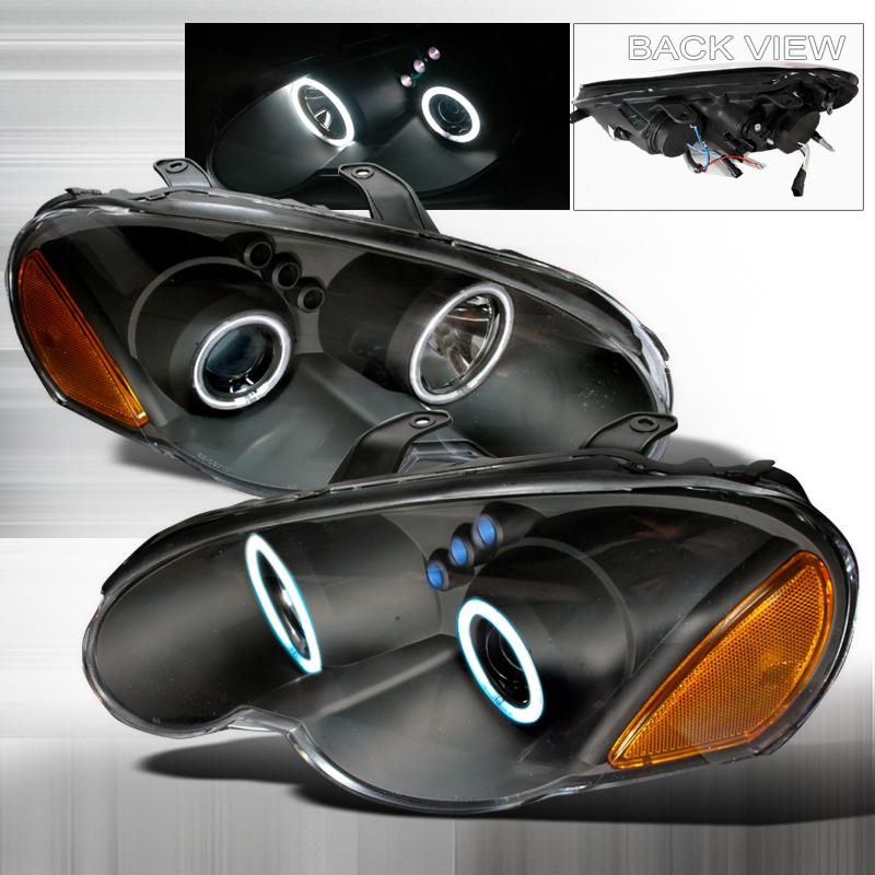 Chrysler Sebring Coupe Headlights
