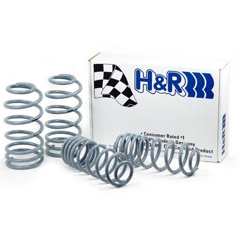 Ford Mustang Gt, Shelby Gt, Shelby Gt-H 2005-2009 V8 Oe Sport Lowering Springs