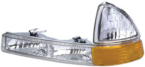 Dodge Durango 1997-2002 Euro Clear Corner Lights