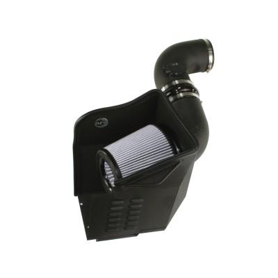 Gmc Sierra Diesel V8-6.6llml 2011-2012 - Afe Stage-2 Cold Air Intake