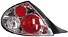 Dodge Neon 2000-2001 Altezza Style Euro Tail Lights