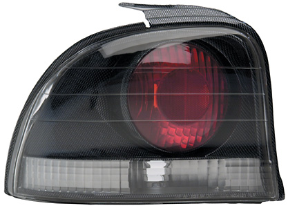 Dodge Neon 95-99 Carbon Fiber Altezza Style Clear Tail Lights