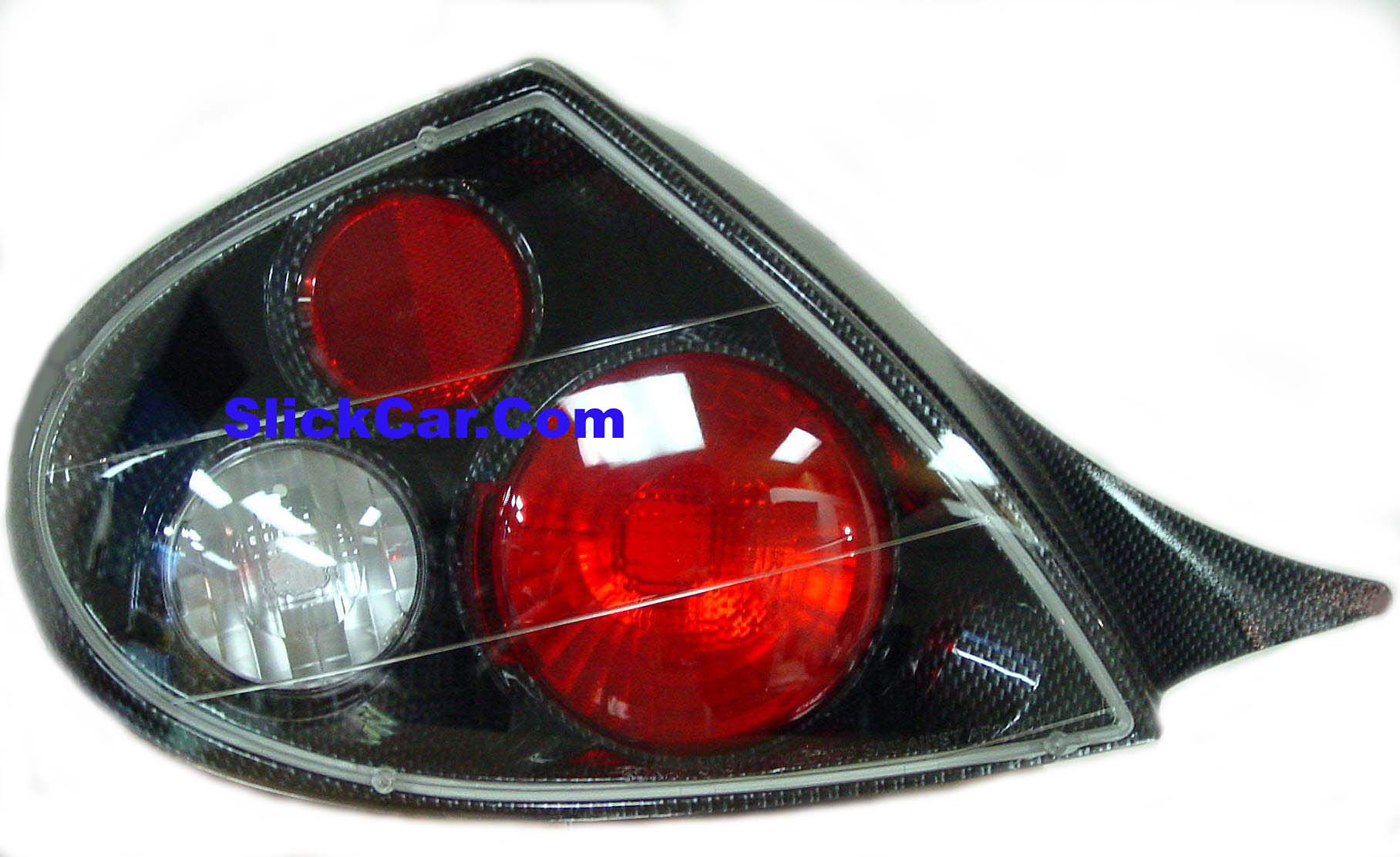 Dodge Neon 2000-2001 Carbon Fiber Altezza Euro Tail Lamps