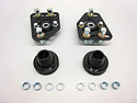 Ford Mustang Coupe 4 & 6 Cyl. Incl. Turbo & Svo 1979-1993 Front Alignment Kit