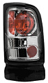 1996 Dodge Ram PU  Altezza Style Clear Tail Lights