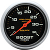 Auto Meter 35PSI Boost Gauge
