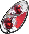 2001 Chrysler PT Cruiser Altezza Style Clear Tail Lights
