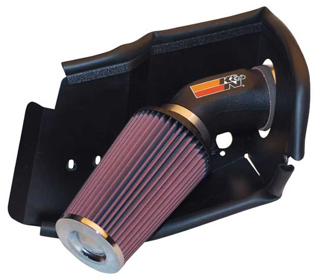Bmw 3 Series 1996-1998 328i 2.8l L6 F/I  K&N Performance Intake