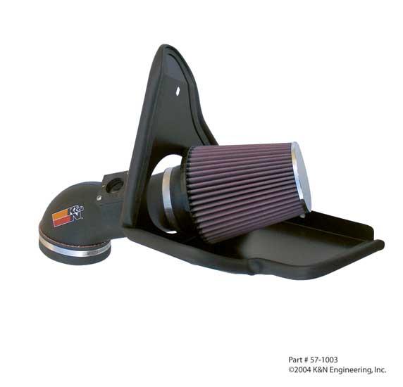 Bmw M3 2001-2005  3.2l L6 F/I  K&N Performance Intake