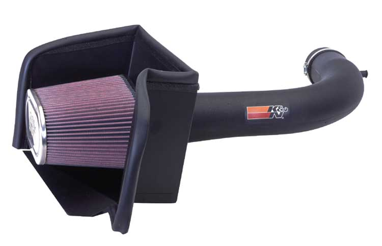 Dodge Ram 2002-2007 1500 Pickup 3.7l V6 F/I  K&N Performance Intake
