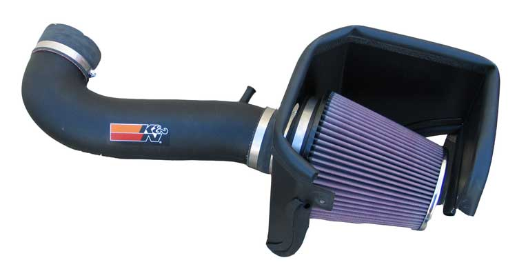 Dodge Charger 2006-2007  5.7l V8 F/I  K&N Performance Intake