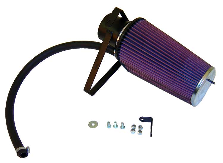 Ford Super Duty 1988-1989 F350 4.9l L6 F/I W/O Mass Air K&N Performance Intake
