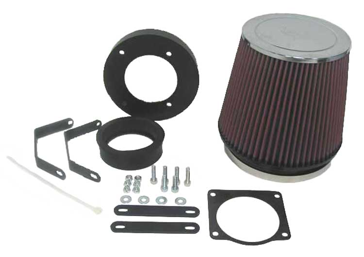 Mercury Mountaineer 1997-1997  5.0l V8 F/I W/Round Filter K&N Performance Intake