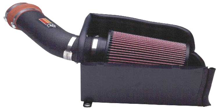 Ford Super Duty 1995-1997 F350 7.3l V8 Diesel  K&N Performance Intake